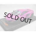 1/18 McLaren 675 LT 2015 Flash Pink Carbon fiber pack Limited 25 pcs.