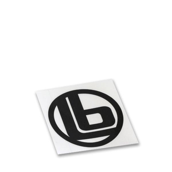 画像1: LB リング LOGO ブラック