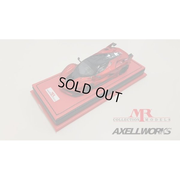 画像3: MR Collection 1/43 Ferrari FXX-K AXELLWORKS Bespoke Models Limited 25 pcs.