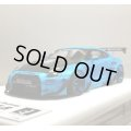 EIDOLON 1/43 Rocket Bunny R35 GT-R -Exclusive for AXELLWORKS- Limited 25 pcs. Azzurro Pearl