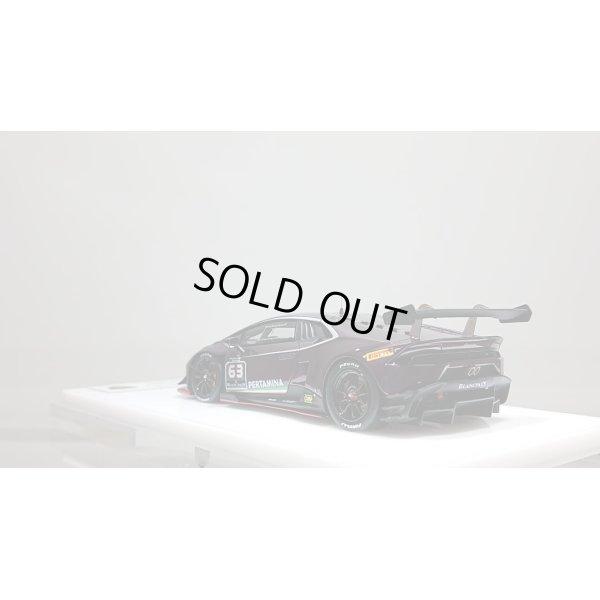 画像3: EIDOLON 1/43 Lamborghini Huracan LP620-2 SuperTrofeo Presentation 2014 Alba Cielo Limited 25 pcs.