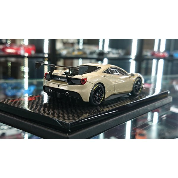 画像4: MR Collection 1/43 Ferrari 488 Challenge Metallc Goid Limited 10pcs.