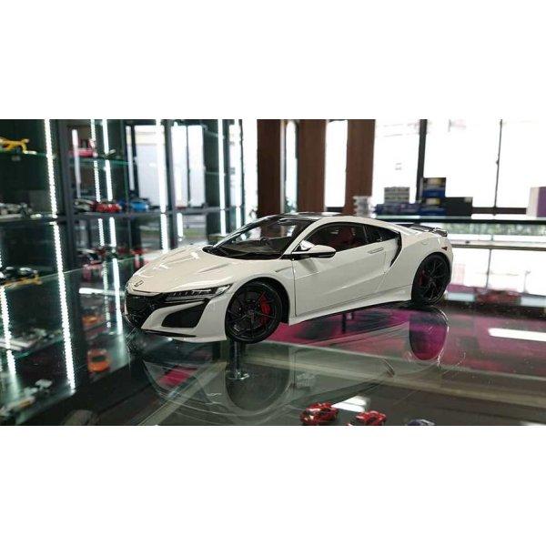画像1: Autoart 1/18 HONDA NSX (NC1) 2016 White