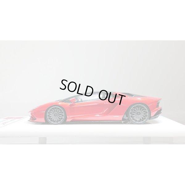 """画像2: EIDOLOM 1/43 Lamborghini Aventador S """"Ad Personam """" Pebble Beach 2017"""