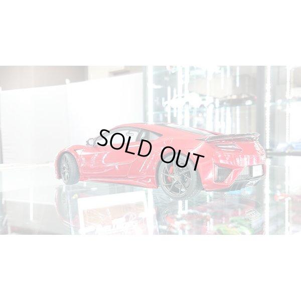 画像3: Autoart 1/18 HONDA NSX (NC1) 2016 Red