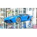 Autoart 1/18 Lamborghini Aventador S Pearl Blue