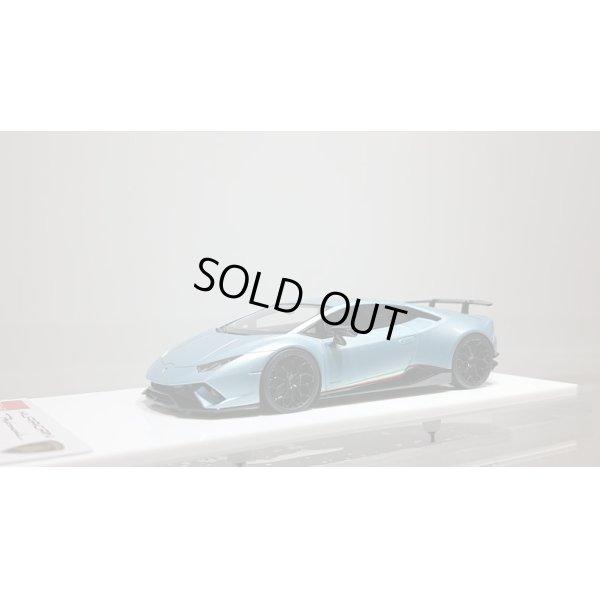 画像1: EIDOLON 1/43 Lamborghini Huracan Performante 2017 Azzuro Thetys