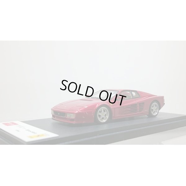 画像1: EIDOLON 1/43 FERRARI 512TR SPECIALE Metallic Wine Red