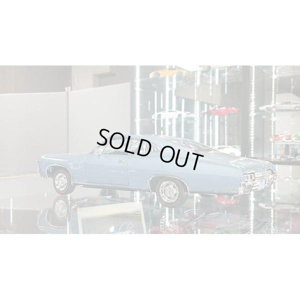 """画像3: auto world 1:18 """"1967 CHEVROLET IMPALA SS 427""""(NANTUCKET BLUE)"""