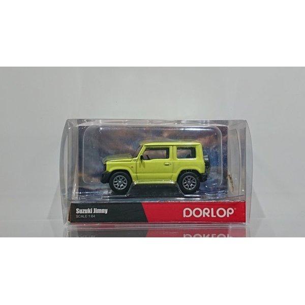画像1: DORLOP 1:64 SUZUKI Jimny RHD キネティックイエロー