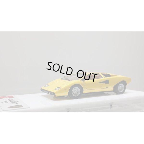 画像1: EIDOLON 1/43 Lamborghini Countach LP400 1974 Yellow