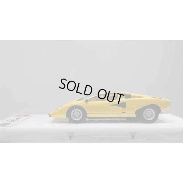 画像2: EIDOLON 1/43 Lamborghini Countach LP400 1974 Yellow