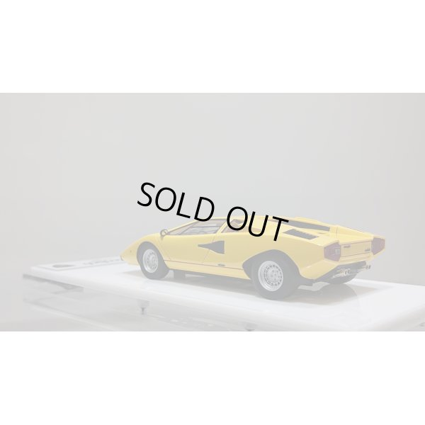 画像3: EIDOLON 1/43 Lamborghini Countach LP400 1974 Yellow