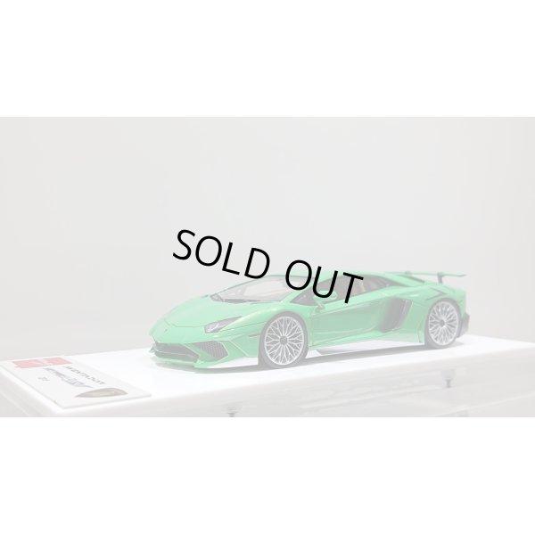 画像1: EIDOLON 1/43 Lamborghini Aventador LP750-4 SV 2015 Pearl Green