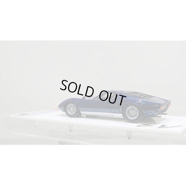 画像3: EIDOLON 1/43 Lamborghini Miura P400 SV 1971 Metallic Blue/Silver