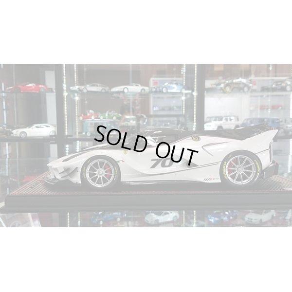 画像2: MR Collection 1/18 Ferrari FXX-K EVO Bianco Italia