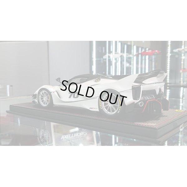 画像3: MR Collection 1/18 Ferrari FXX-K EVO Bianco Italia