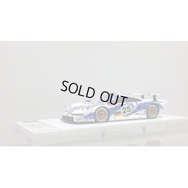 画像1: EIDOLON 1/43 Porsche 911 GT1 Le Mans 1996 No.25 2位 (GT1クラスウィナー)