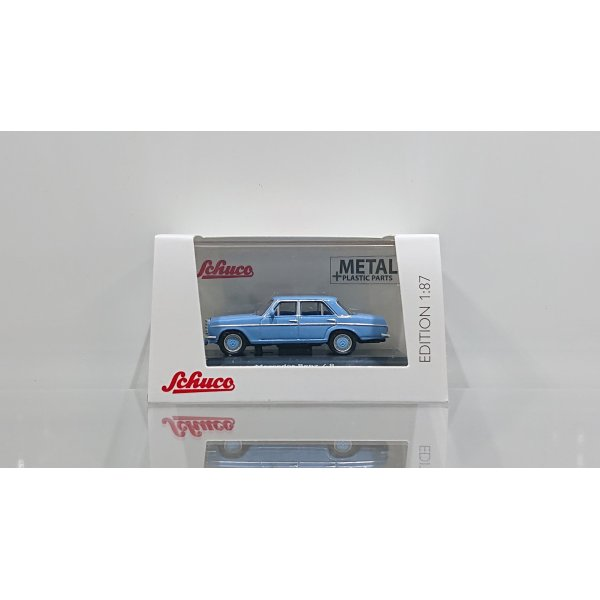 画像1: Schuco 1/87 Mercedes Benz /8 Blue