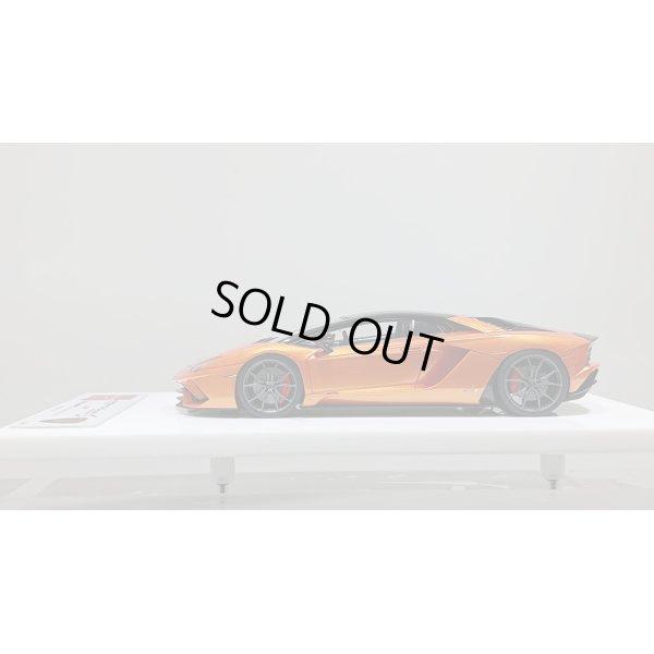 画像2: EIDOLON 1/43 Lamborghini Aventador S 2017 Arancio Pearl Limited 24pcs.