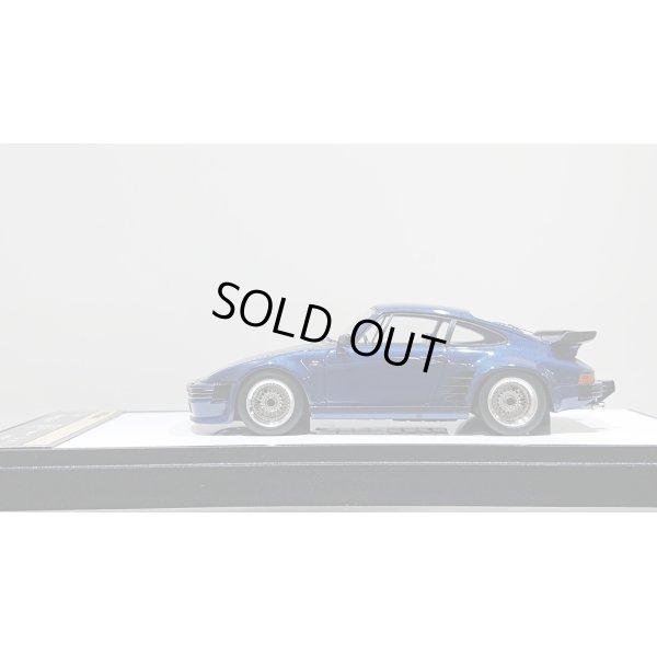 画像2: VISION 1/43 Porsche 911 turbo Type 930 1988 Flat Nose BBS wheel ver. Metallic Dark Blue