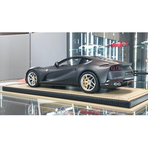 画像3: MR Collection 1/18 Ferrari 812 Superfast Grigio Caido Opaco Matt Limited 49pcs.