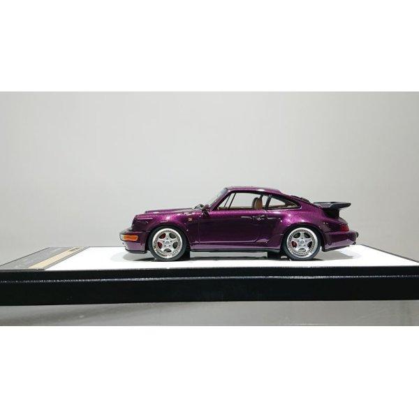 画像2: VISION 1/43 Porsche 911(964) Turbo 3.6 1993 Amethyst Metallic