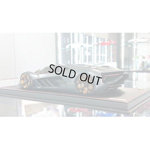 画像3: MR Collection 1/18 Lamborghini Terzo Millenio Matt Grey
