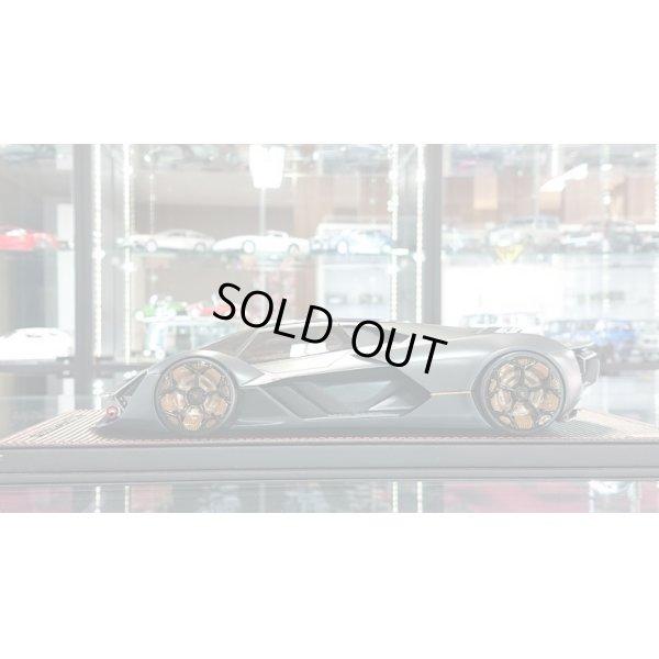 画像2: MR Collection 1/18 Lamborghini Terzo Millenio Matt Grey