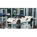 Autoart 1/18 HENNESSEY VENOM GT SPIDER White