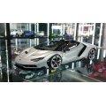 Autoart 1/18 Lamborghini Centenario Roadster Matt Silver