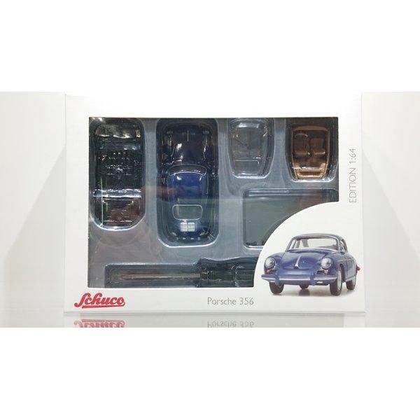 画像1: Schuco 1/64 Kit Porsche 356