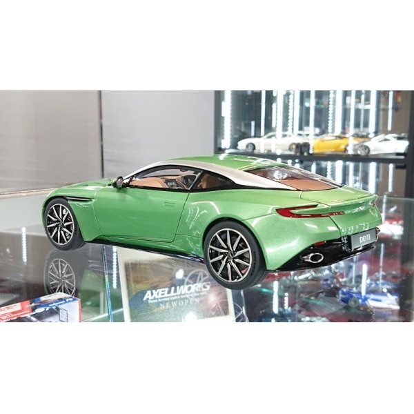 画像3: AUTOart 1/18 ASTON MARTIN DB11 Appletree Green