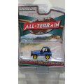 GREEN LIGHT 1:64 ALL TERRAIN Series 8 '17 JEEP CJ-5