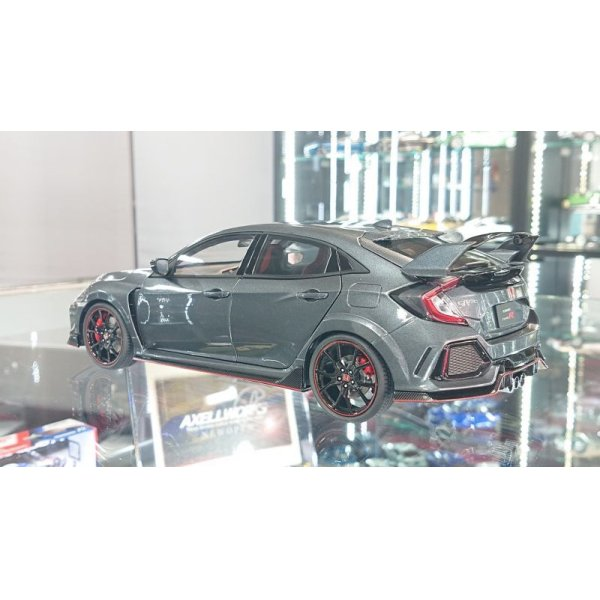 画像3: Autoart 1/18 HONDA CIVIC TYPE R 2017 Polish Metal Metallic