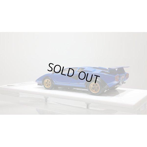 "画像3: EIDOLON 1/43 Lamborghini Countach LP500S ""Walter Wolf"" Ch.1120202 1976 (Remasterd) Blue Elf"