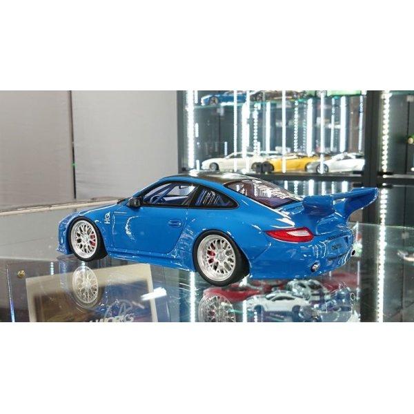 画像3: GT Spirit 1/18 Old & New Body kit Blue