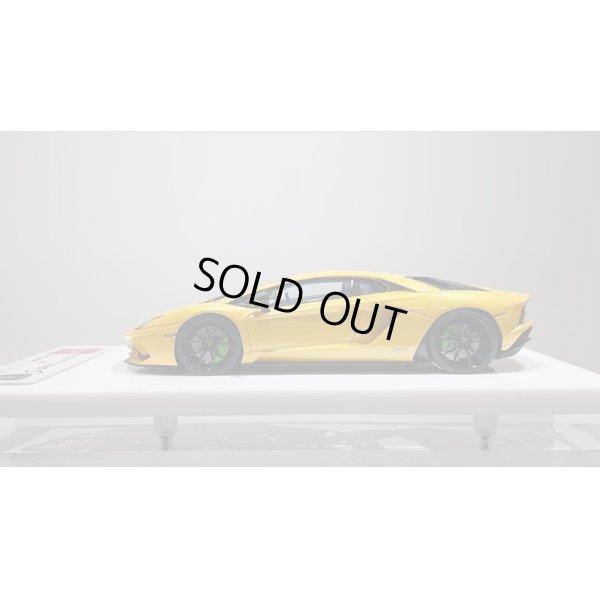 画像2: EIDOLON 1/43 Lamborghini Aventador S 2017 Grande Giallo Pearl Limited 20pcs.