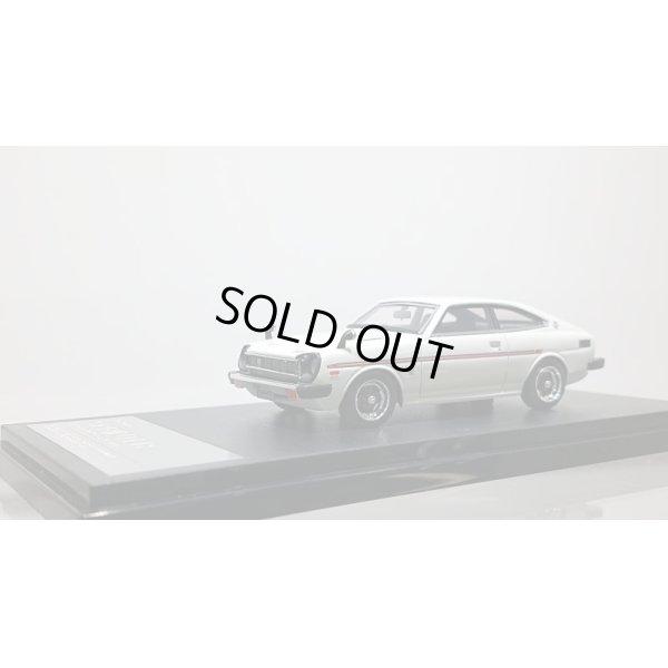 画像1: Hi Story 1/43 TOYOTA SPRINTER 1600 TRUENO GT 1974 White Mirage