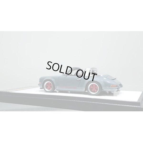 画像3: VISION 1/43 Singer 911(964) Targa Slate Gray Limited 50pcs.