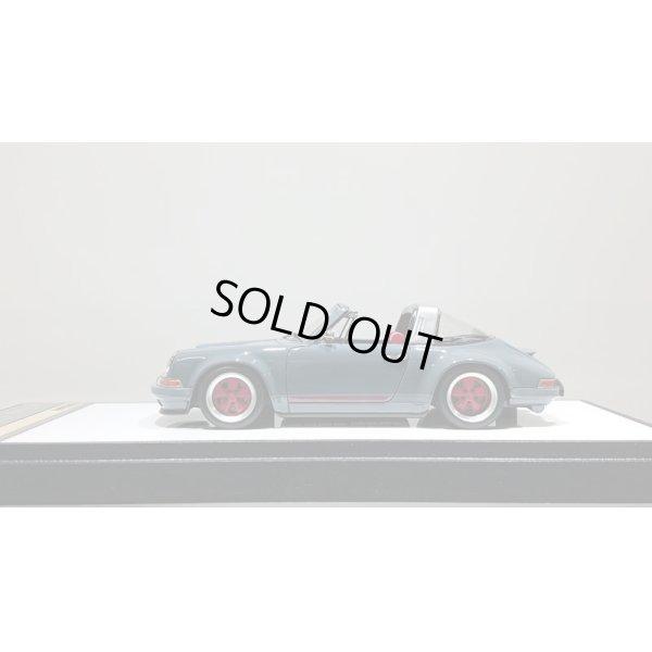 画像2: VISION 1/43 Singer 911(964) Targa Slate Gray Limited 50pcs.