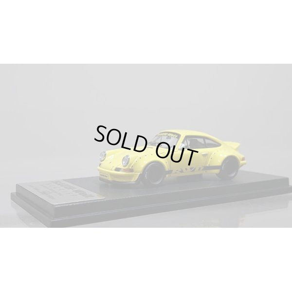 画像2: MODEL COLLECT 1/64 RWB 930 Ducktail Wing Yellow