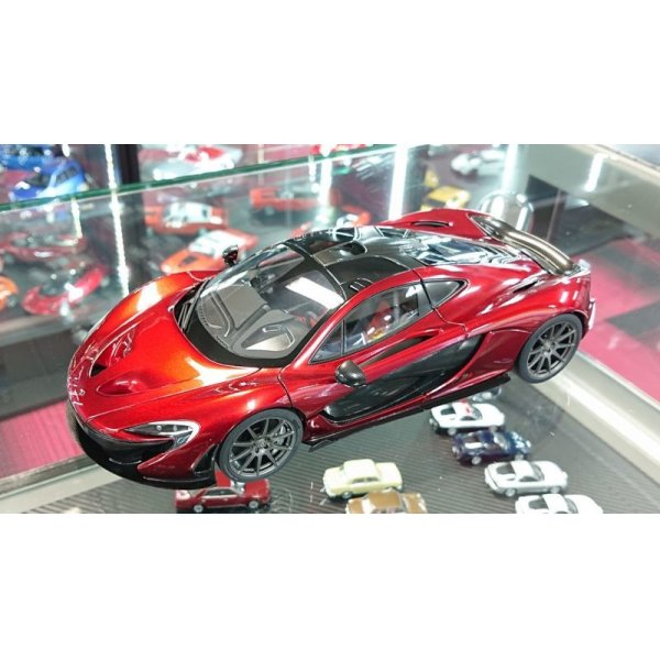 画像4: Autoart 1/18 McLaren P1 Volcano Red