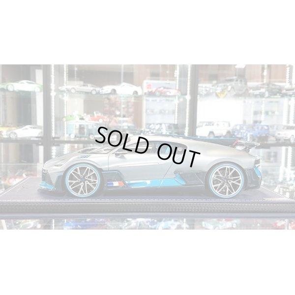 画像2: MR Collection Models 1/18 Bugatti Divo The Quail 2018 Configuration Limited 499pcs.