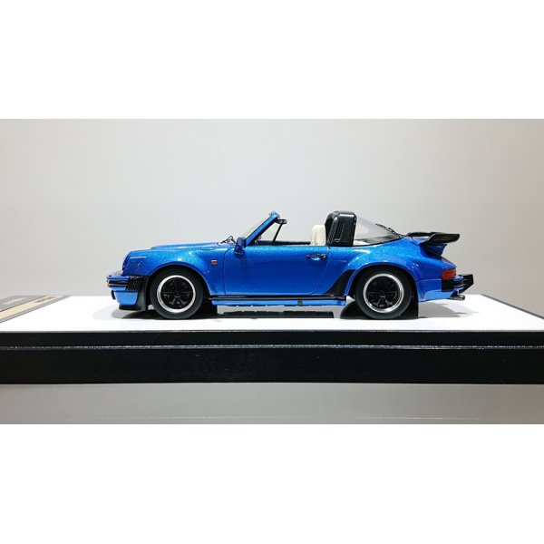 画像2: VISION 1/43 Porsche 930 Turbo Targa 1988 Metallic Dark Blue