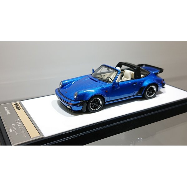 画像4: VISION 1/43 Porsche 930 Turbo Targa 1988 Metallic Dark Blue