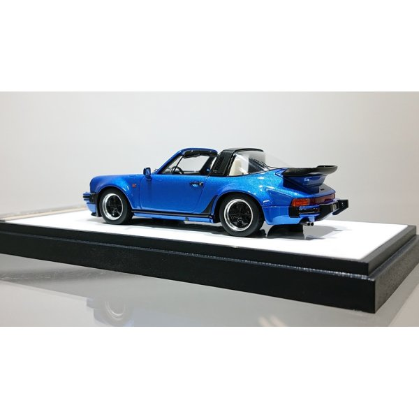 画像3: VISION 1/43 Porsche 930 Turbo Targa 1988 Metallic Dark Blue