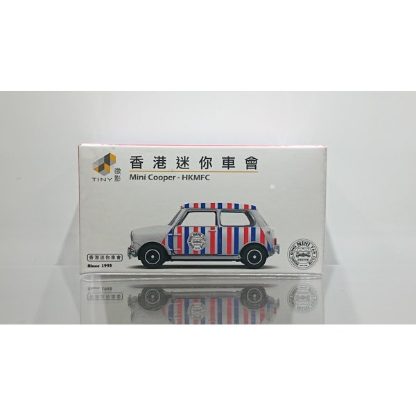 画像1: TINY Tiny City Mini Cooper Mk1 Hong Kong Mini Fan Club Stripe