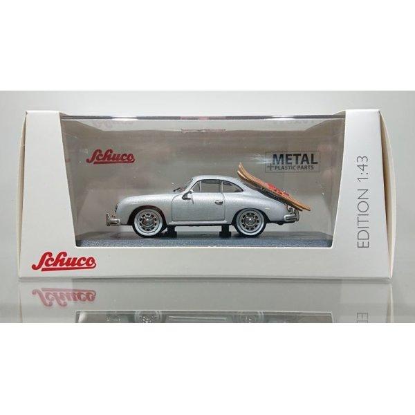 "画像1: Schuco 1/43 Porsche 356A ""Wasserski"" (水上スキー)"