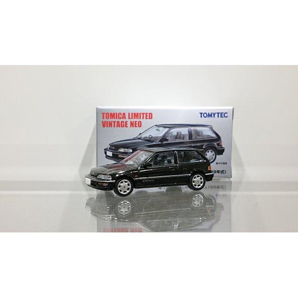 画像1: TOMYTEC 1/64 Limited Vintage NEO Honda Civic 25XT '89 Black